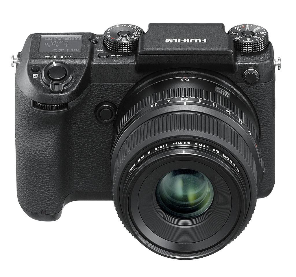 FUJIFILM GFX 50S - изображения камеры