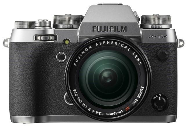 FUJIFILM X-Pro2 Graphite Edition и FUJIFILM X-T2 Graphite Silver Edition