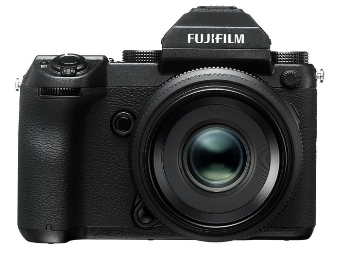 Обновление прошивки для FUJIFILM GFX 50S (вер. 1.10)