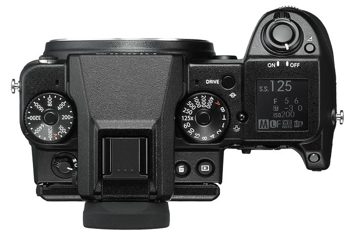FUJIFILM GFX 50S (GFX 50S)