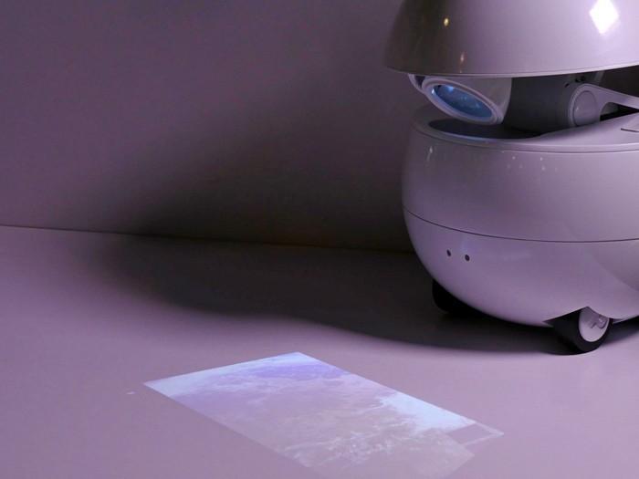 Робот-яйцо