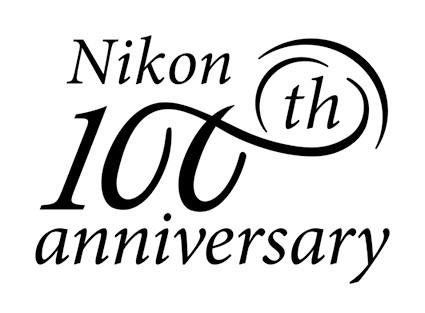 юбилейный логотип Nikon