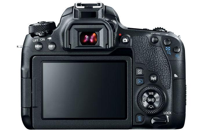 Canon EOS 77D BACK