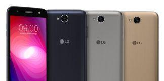 Смартфон LG X Рower 2