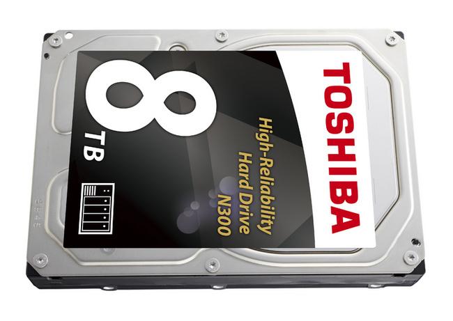 Toshiba N300 HDWN180EZSTA