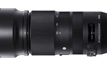 Sigma 100-400mm F5-6.3 DG HSM OS Contemporary