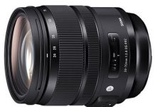 Sigma 24-70mm F2.8 DG HSM OS Art