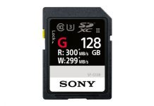 Sony SF-G UHS-II SD Card