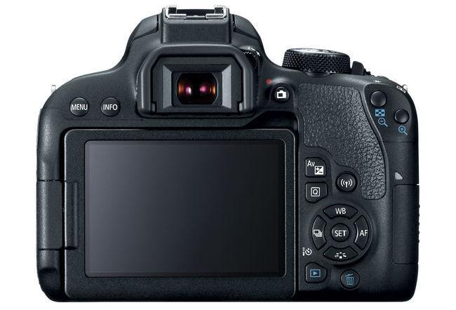 Canon EOS 800D BACK