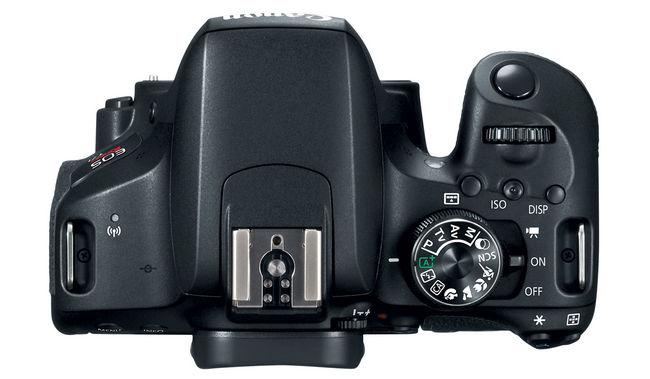 Canon EOS 800D TOP