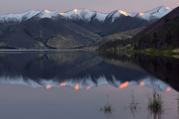 озеро Сыгарымни