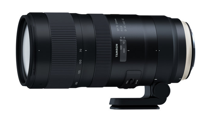 SP 70-200mm F/2.8 Di VC USD G2 (Model A025)