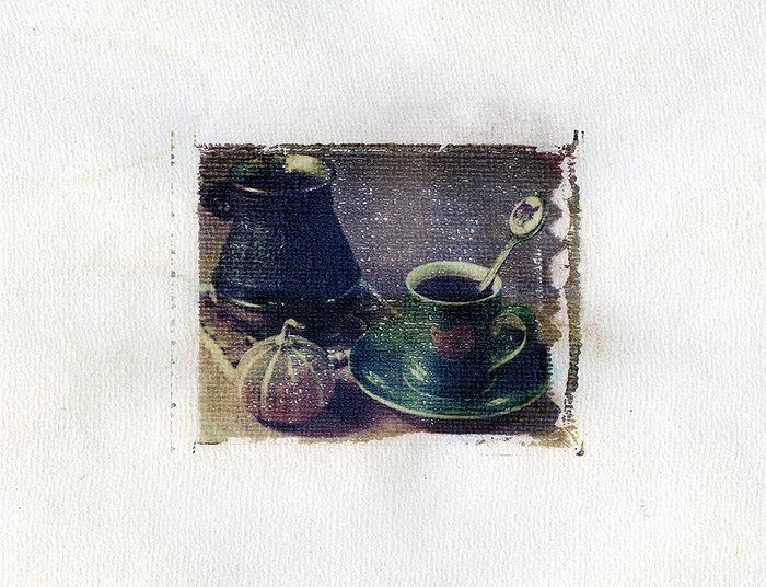 Мастер-класс Алексея Белова «Волшебство мгновенной фотографии»