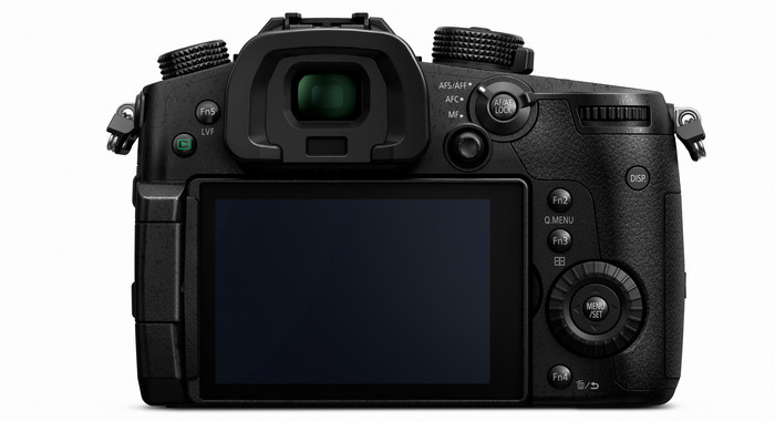 Panasonic LUMIX DC-GH5EE-K back