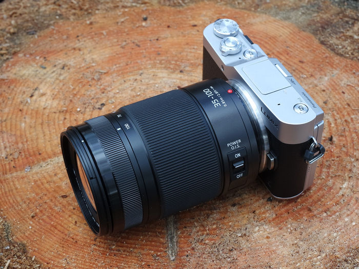 Объектив LUMIX G X VARIO 35-100 мм / F2.8 II / POWER O.I.S. (H-HSA35100)