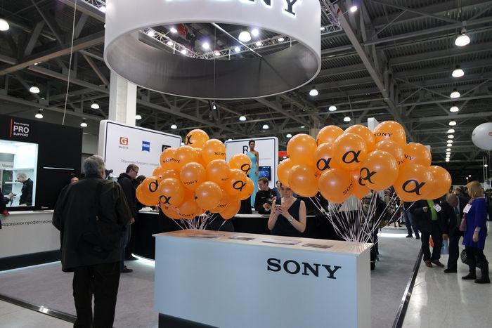 Семинары и мастер-классы Sony на Фотофоруме-2018