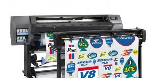 HP Latex Print and Cut 335
