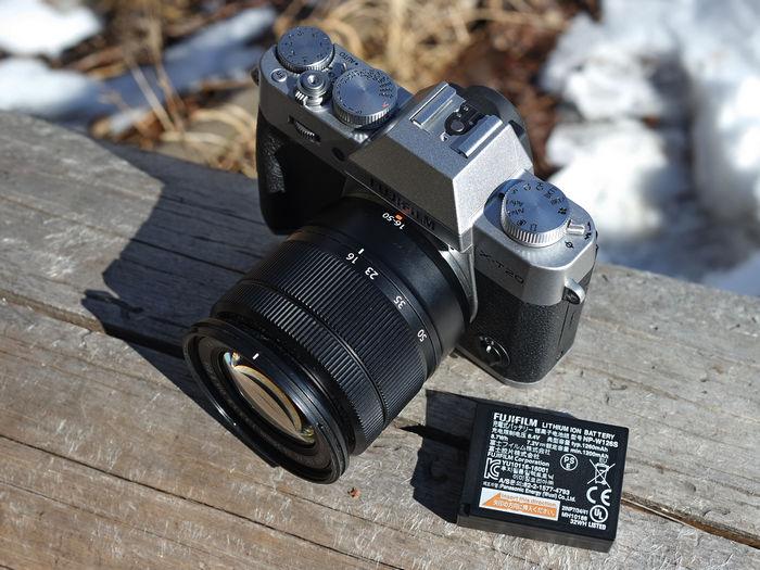 fujifilm-x-t20- аккумулятор