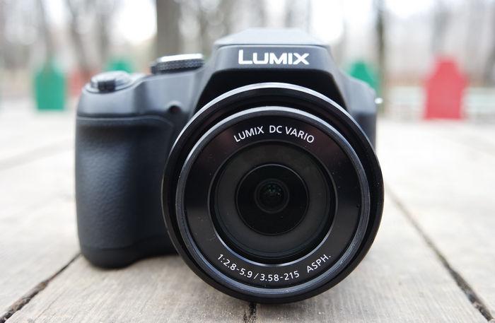 Обзор Panasonic LUMIX DC-FZ82