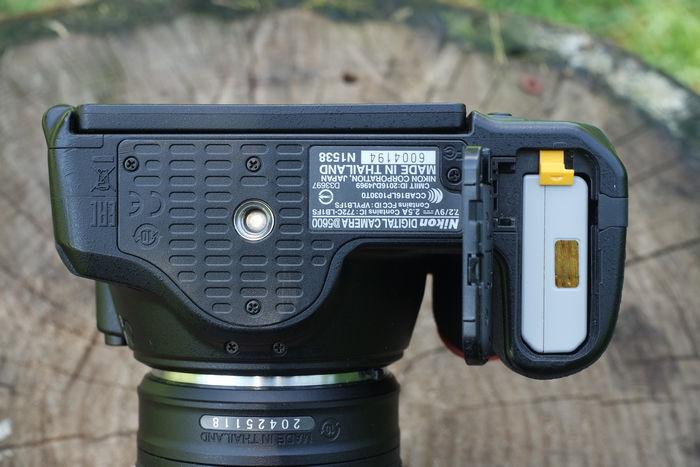 Nikon D5600 аккумулятор