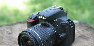 обзор Nikon D5600