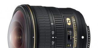 AF-S FISHEYE NIKKOR 8–15mm f/3.5–4.5E ED