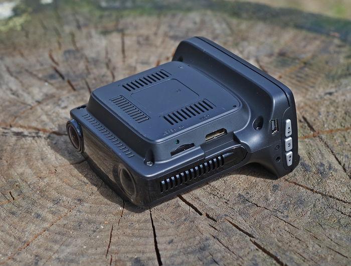 Тест видеорегистратора Pantera-HD Combo A7 X Plus