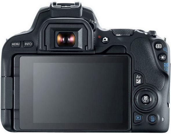 Canon EOS 200D дисплей