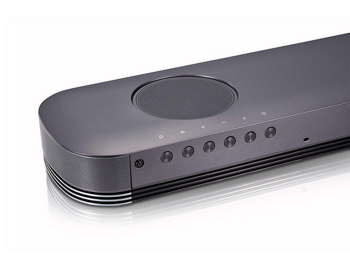 LG SJ9 - панель