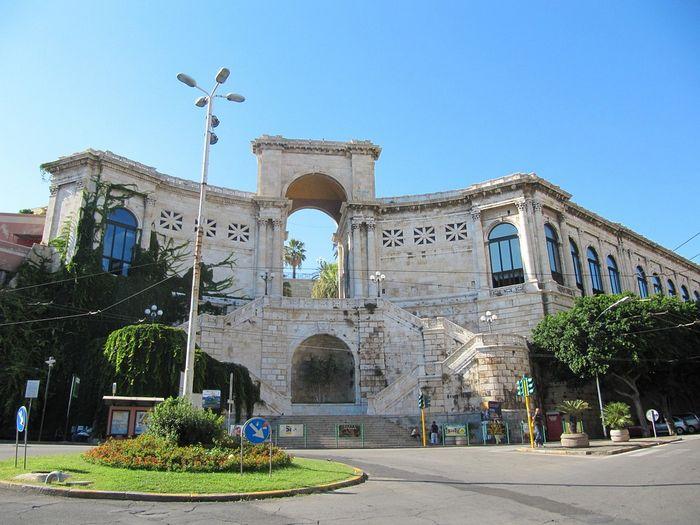 Бастион Сан-Реми, Кальяри