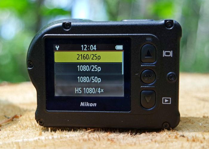 Обзор Nikon KeyMission 170