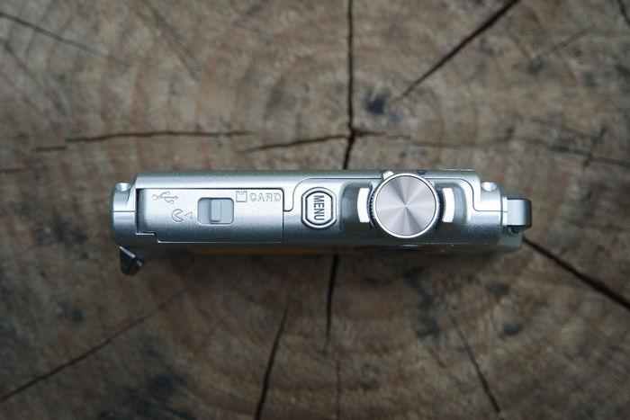 Nikon KeyMission 80 слева