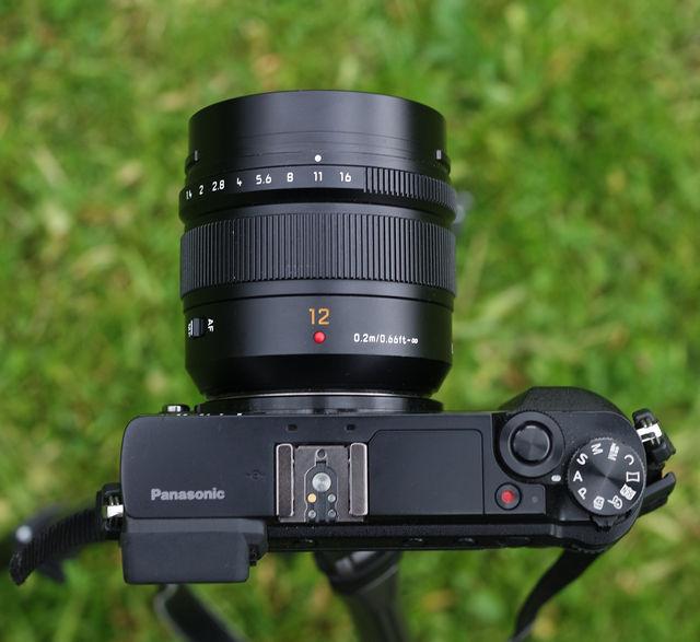 Обзор объектива Panasonic Summilux 12mm f/1.4 Asph DG (H-X012E)