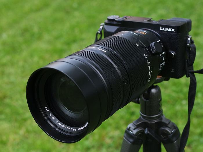 Объектив Leica DG Vario-Elmar 100-400 mm F4.0-6.3 ASPH.