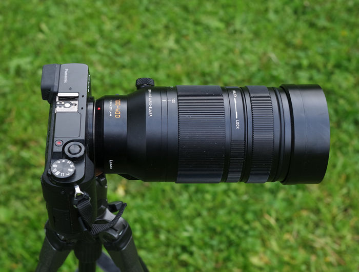 Panasonic Leica DG Vario-Elmar 100-400 mm F4.0-6.3 ASPH. сторона 2