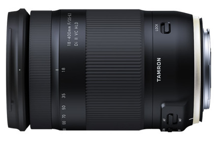 Tamron 18-400 mm F3.5-6.3 Di II VC HLD (model B028)