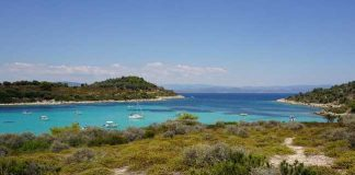 Греция, Халкидики