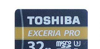 Toshiba EXCERIA™ PRO M501 32 Гб