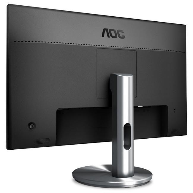 AOC Q2790PQU с поддержкой QHD - монитор для бизнеса