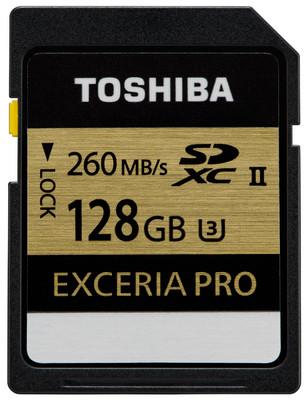 EXCERIA PRO128GB