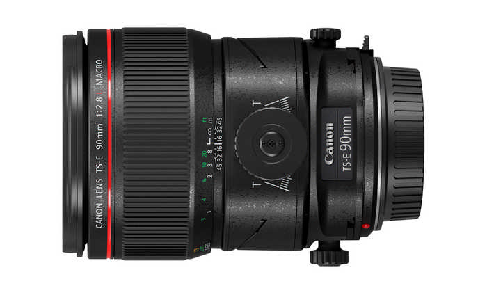 Canon TS‑E90mmf/2.8LMACRO