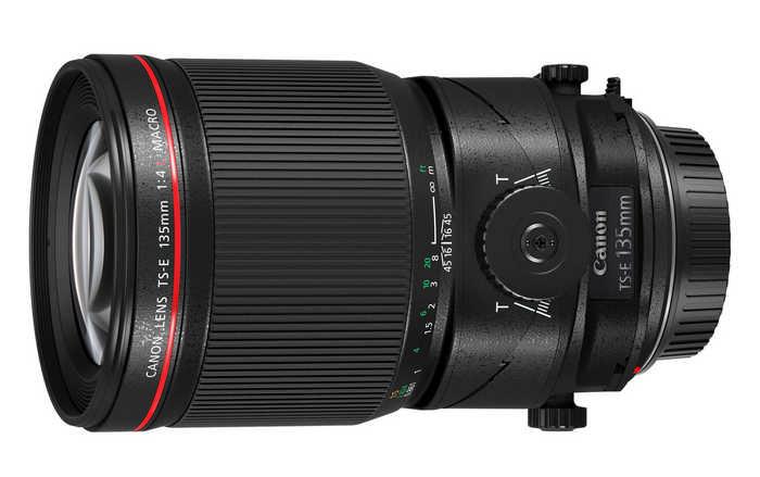 Canon TS‑E135mmf/4LMACRO