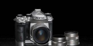 Фотокамера PENTAX K-1 Limited Silver