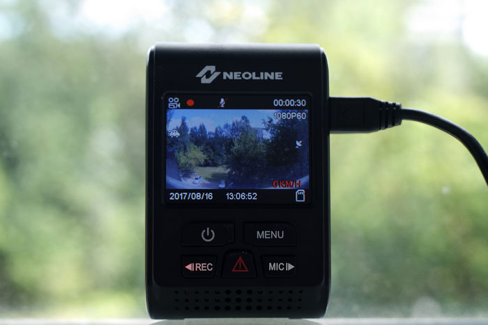 Обзор видеорегистратора NEOLINE G-TECH X37