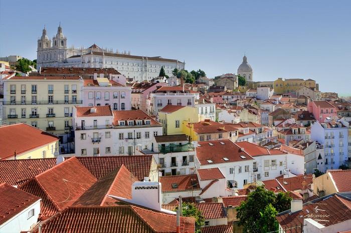 квартал Лиссабона — Алфама