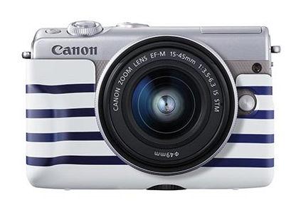 Canon EOS M100 - беззеркалка для начинающих фотолюбителей