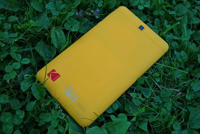 KODAK Tablet 7 задняя панель
