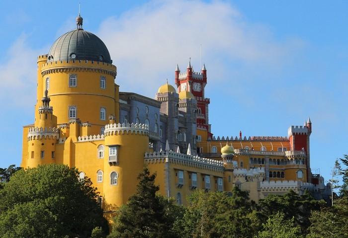 Королевский дворец Синтры