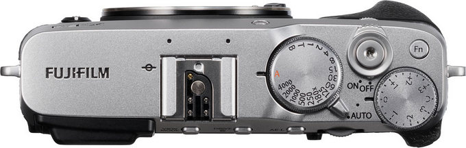 FUJIFILM X-E3 - ультракомпактная беззеркальная камера