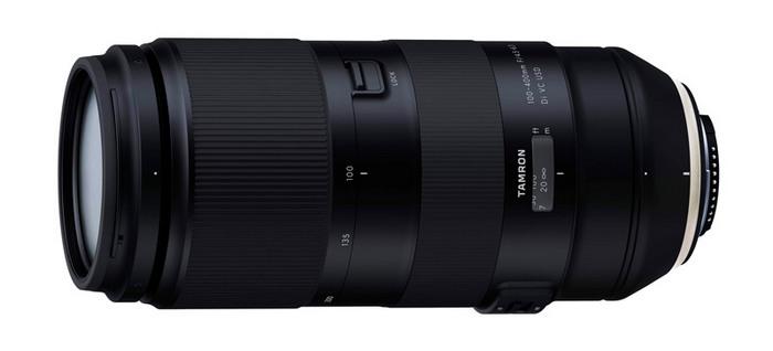 Tamron 100-400mm f/4.5-6.3 Di VC USD ( mod. A035)